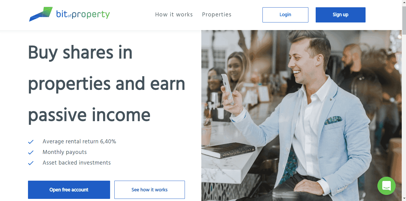 How to Invest in BitOfProperty and Earn 6.4% Annually