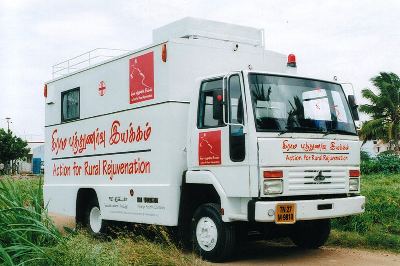 mobile clinic health