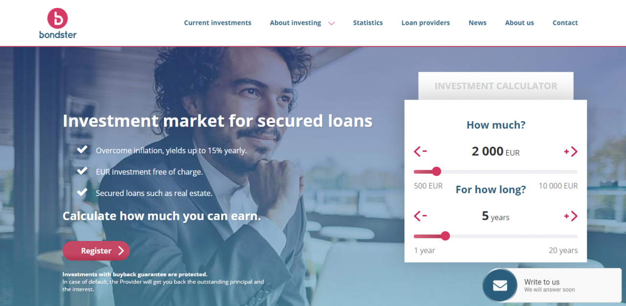 A Complete Review on How to Invest in Bondster P2P Marketplace