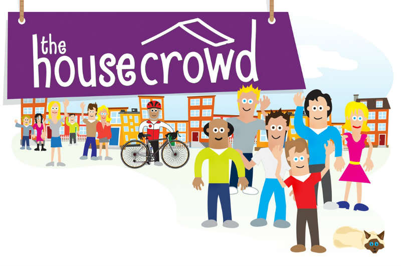 How to Invest in The House Crowd and Earn 10%