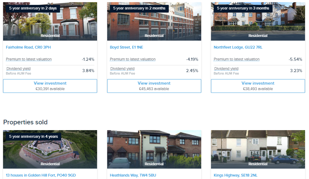 Property Partner Marketplace