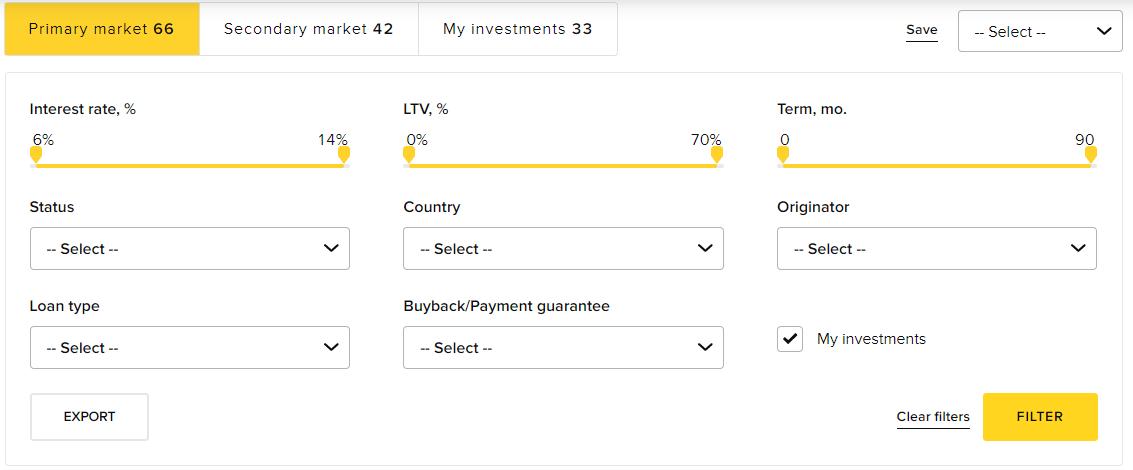 Viventor Manual Investing