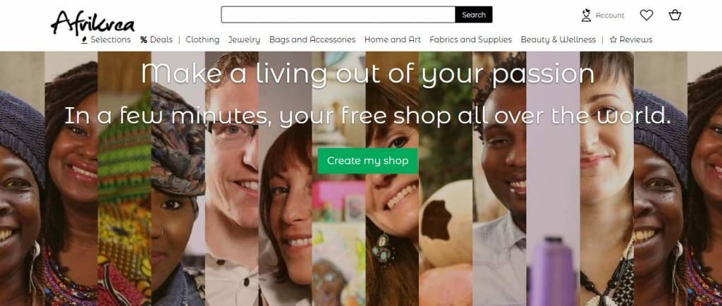 online business africa