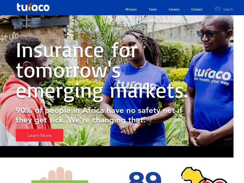 Insurtech startup in Kenya