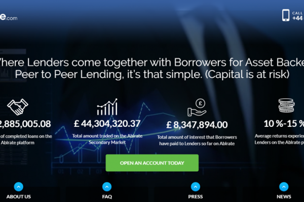 How to Invest in Ablrate Peer to Peer Platform