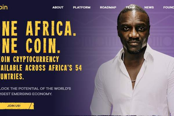 Senegalese-American Musician, Akon, to Build a Cryptocurrency City in Senegal
