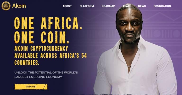 Akon city cryptocurrency