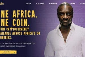 Akon city cryptocurrency