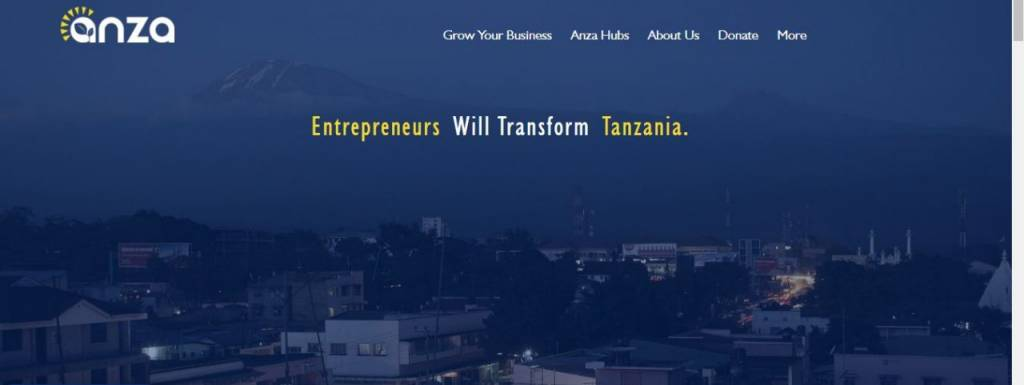business incubators africa