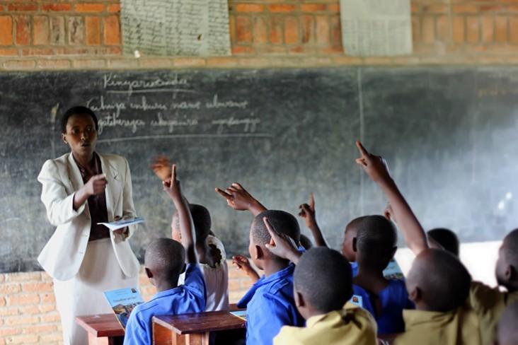 Rwanda's education sector
