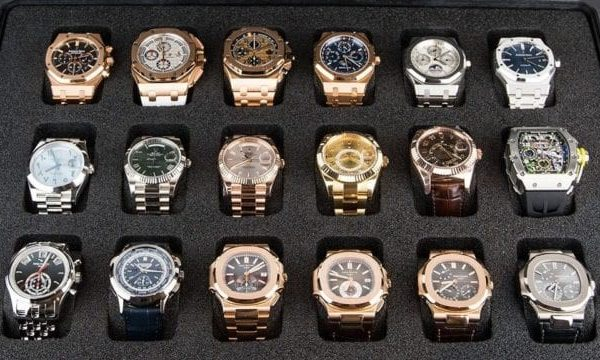 Swiss luxury watches