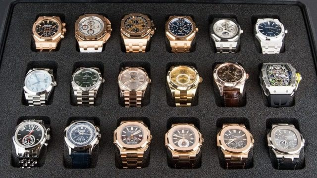 How to Invest in Luxury Watches