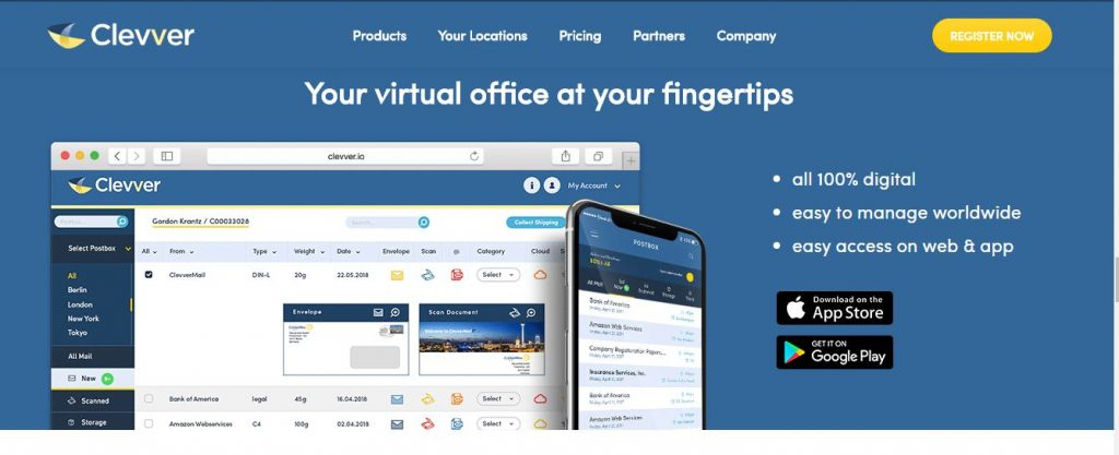 clevver digital office