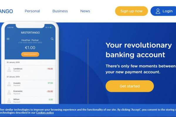 MisterTango Offers Global Virtual Financial Services