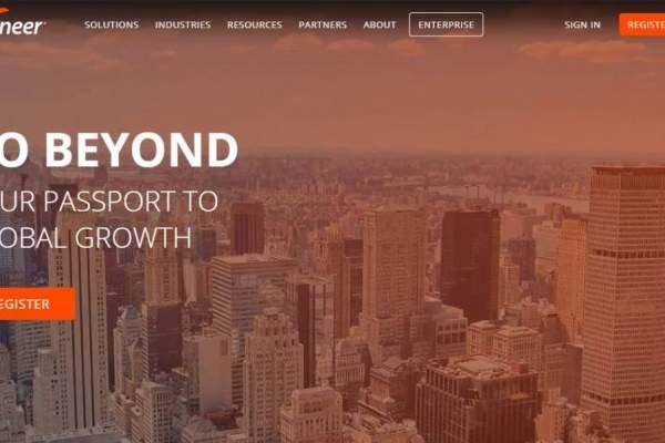 Payoneer virtual bank account