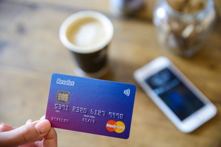 revolut bank account