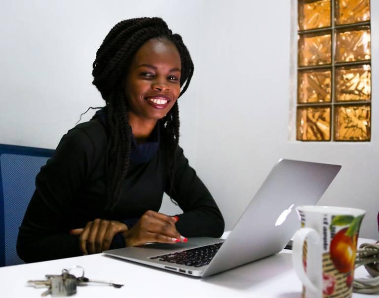 how to get money online in uganda