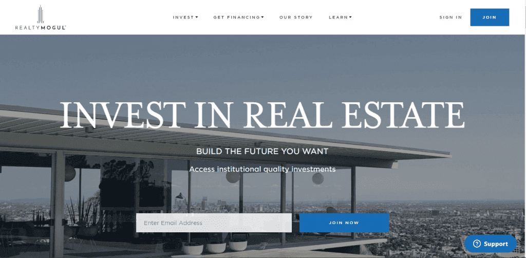 Crowdfunded Real Estate