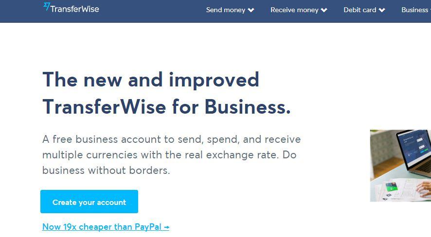 eu business bank account
