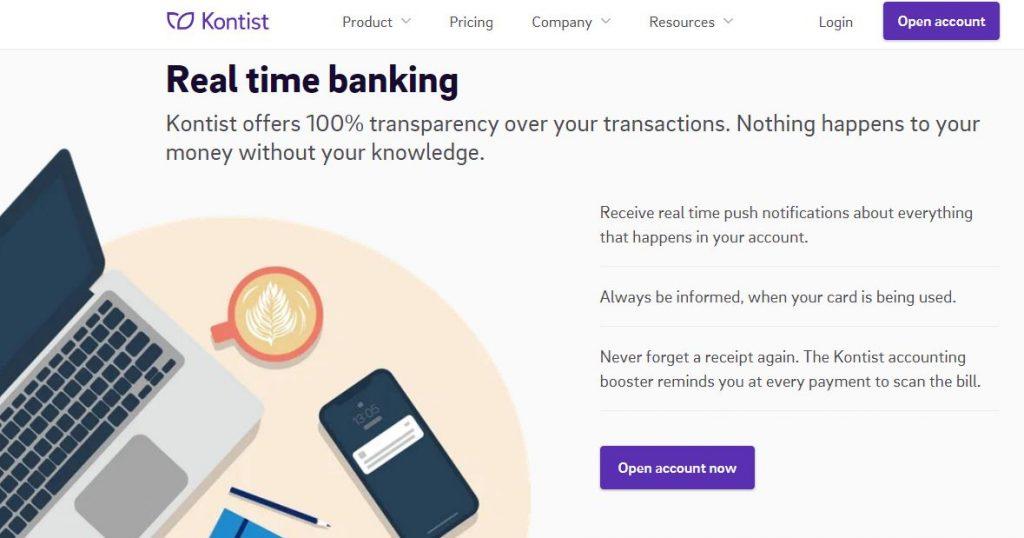 banking app kontist