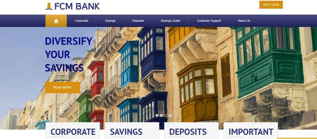 open bank account malta