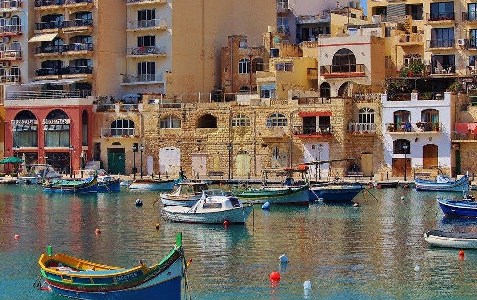 bank account in Malta