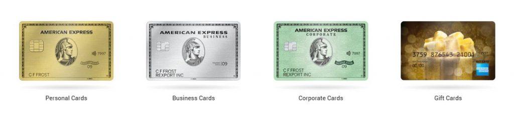 credit card history